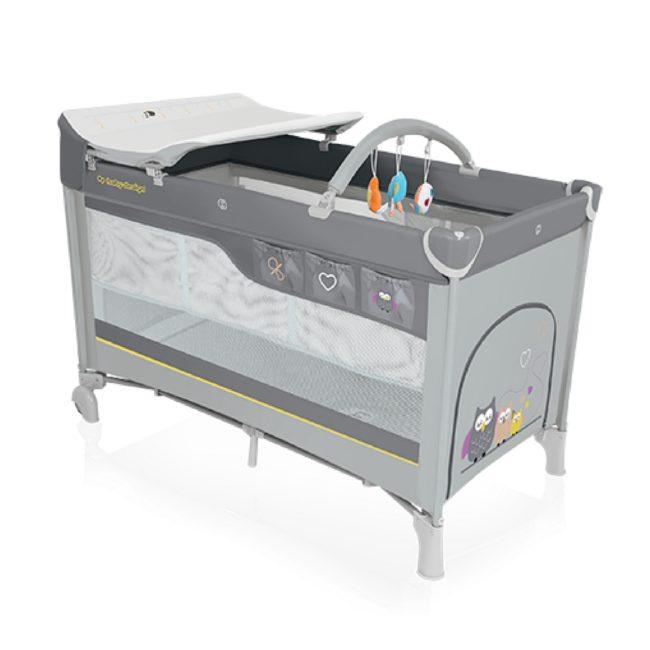 Baby Design łóżeczko turystyczne Dream