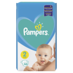 Pampers Active Baby Mini 2 pieluchy jednorazowe