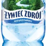 Żywiec Zdrój naturalna niegazowana woda źródlana, uj. Pilsko II