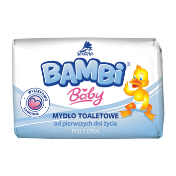 BAMBI – Baby Mydło