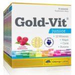 Gold-Vit® Junior o smaku malinowym