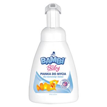 BAMBI – Baby Pianka do mycia