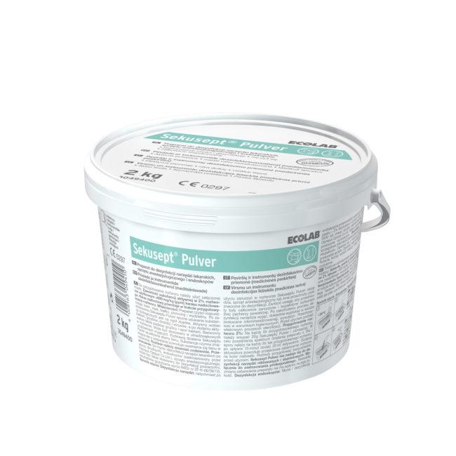 Sekusept Pulver preparat do dezynfekcji