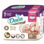 Dada Extra Care Pieluchy jednorazowe Newborn