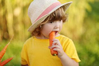 Wartościowe przekąski w diecie dziecka