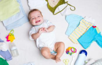 Rodzaje ubranek dla noworodka i niemowlaka