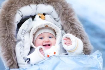 Jak ubierać dziecko adekwatnie do pogody?