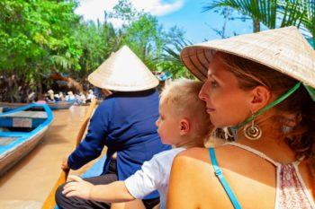 Z dzieckiem do Azji – co zabrać w dłuższą podróż?