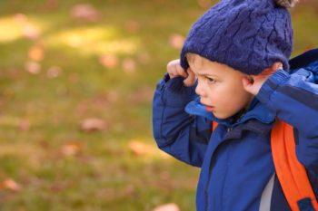 Dlaczego nie warto przegrzewać dziecka?