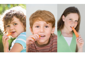 Żywienie dziecka a rozwój zębów