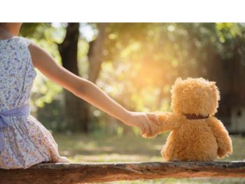 Przytulanka – najlepszy przyjaciel dziecka
