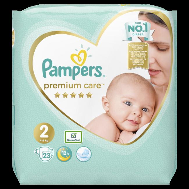 Pampers Premium Care Mini 2 pieluchy jednorazowe