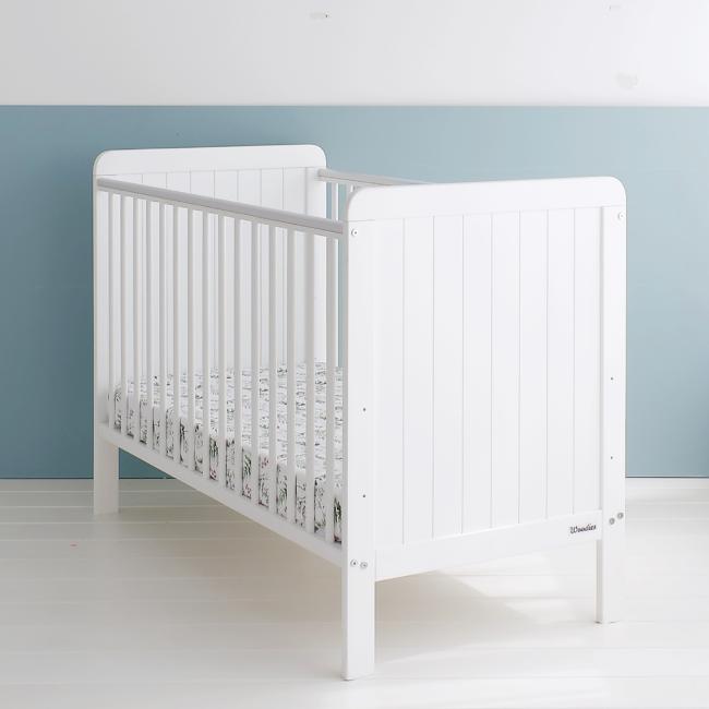 Woodies łóżeczko niemowlęce Country Cot