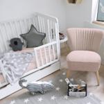 Woodies łóżeczko niemowlęce Star Cot