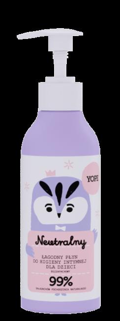 Yope Żel do higieny intymnej dla dzieci
